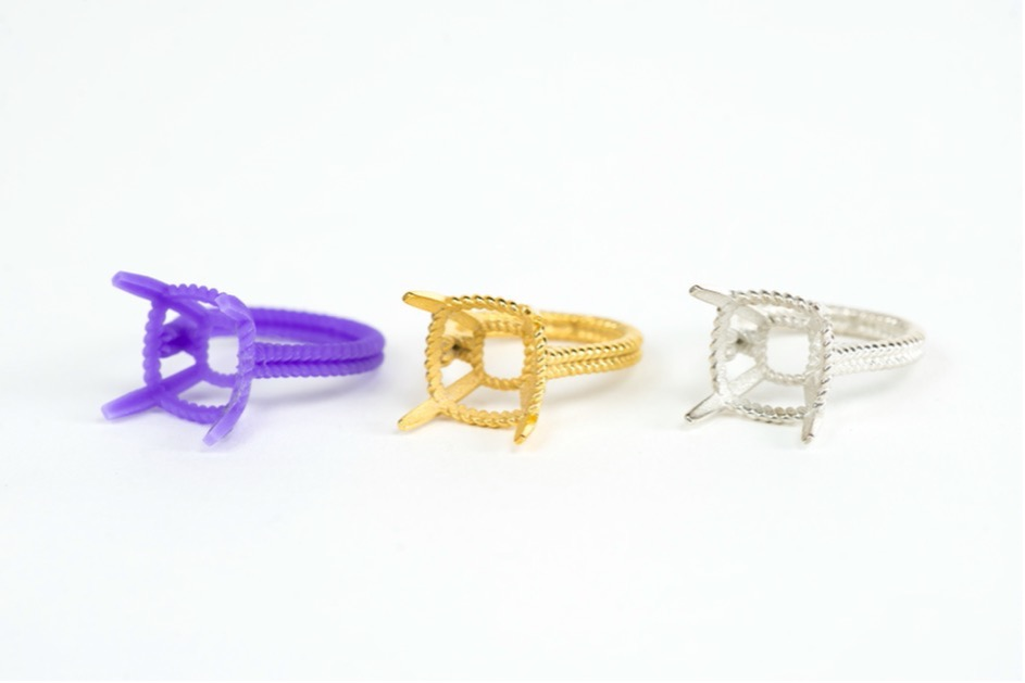 3 material rings